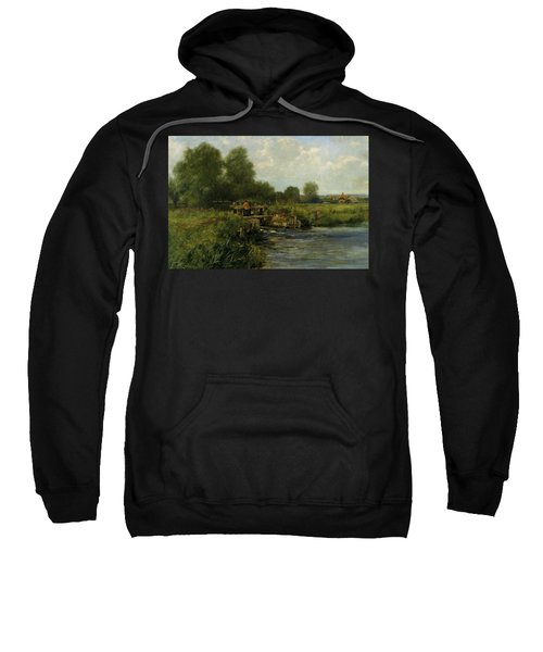 The River Thames Sweatshirt