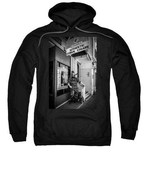 The Sidewalk Humidor  Sweatshirt