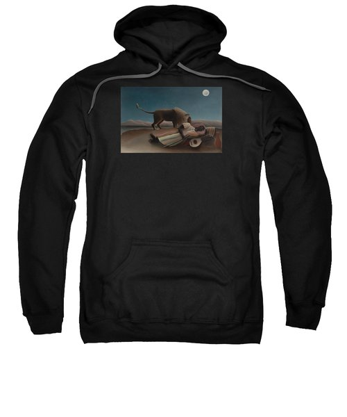 The Sleeping Gypsy Sweatshirt