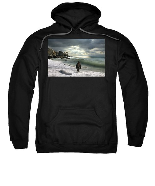 The Son Is The Radiance Of God's Glory Sweatshirt