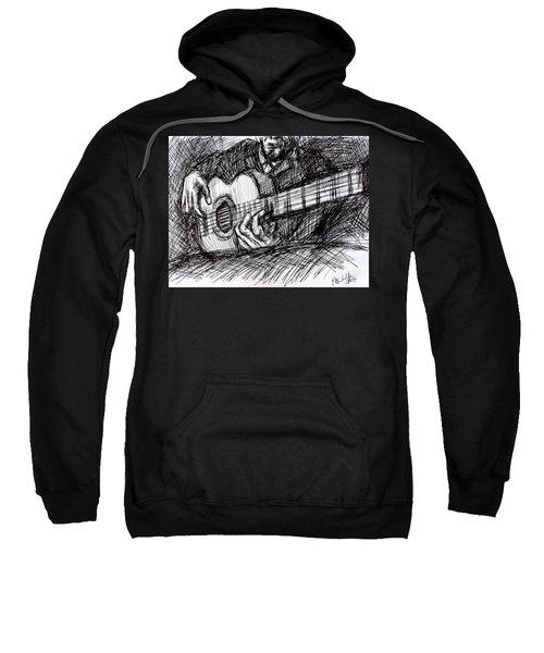 The Spanish Guitarist Sweatshirt