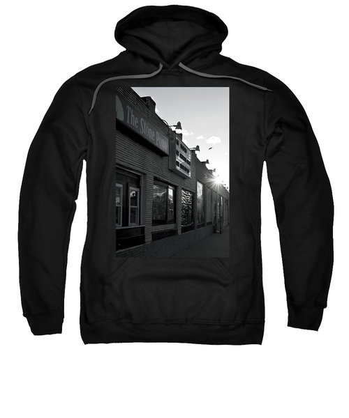 The Stone Pony Asbury Park Side View Sweatshirt