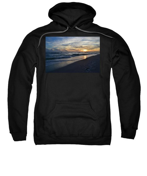The Touch Of The Sea Sweatshirt