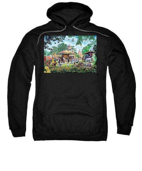The Village Fayre  Sweatshirt