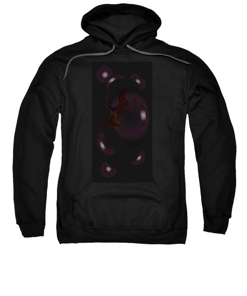 The Violet Void Sweatshirt