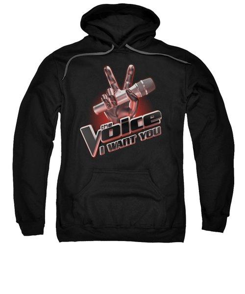 The Voice - Logo Sweatshirt