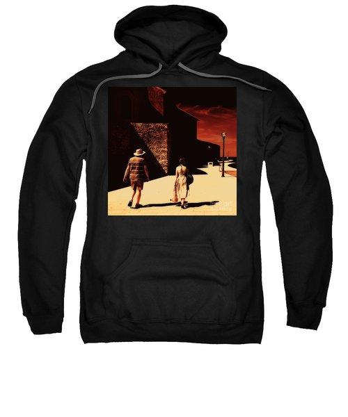The Walk Sweatshirt