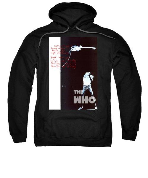 The Who Sweatshirt