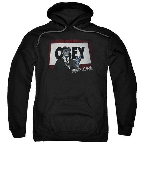 They Live - Obey Sweatshirt