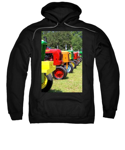 They're At The Gate Sweatshirt