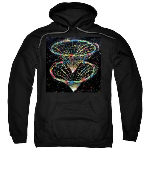 Third Day Of Creation Sweatshirt