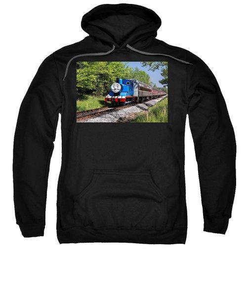 Thomas Visits The Cvnp Sweatshirt