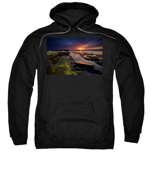 Tidepool Sunsets Sweatshirt