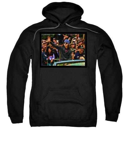 Tim Lincecum World Series 2012 Sweatshirt