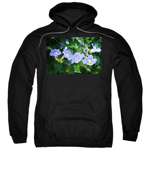 Time For Spring - Floral Art By Sharon Cummings Sweatshirt