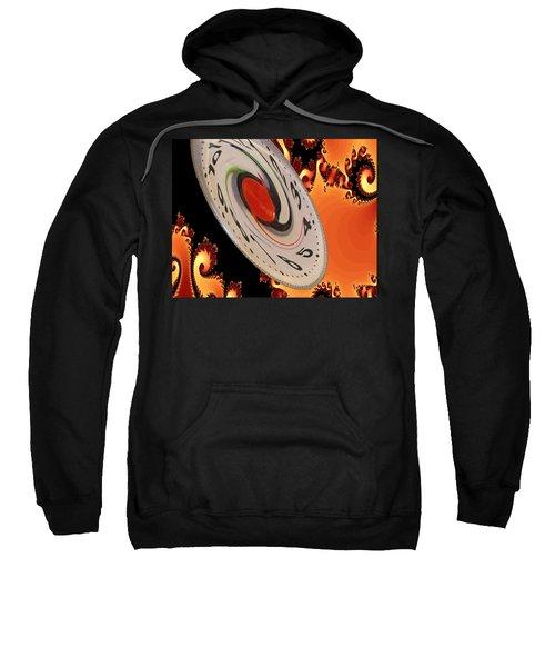 Time Saucer Sweatshirt