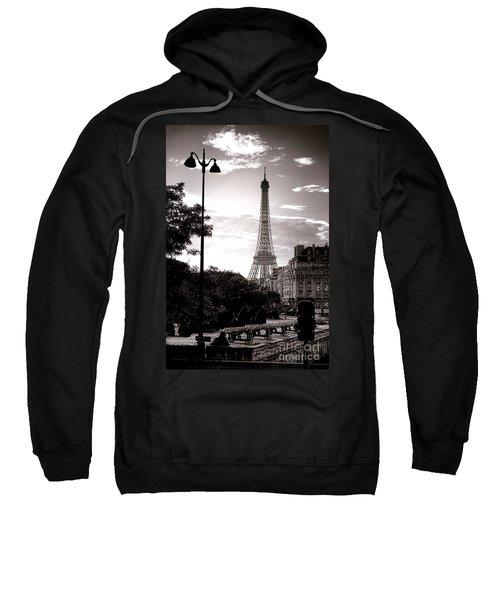 Timeless Eiffel Tower Sweatshirt