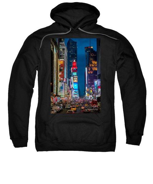 Times Square I Sweatshirt