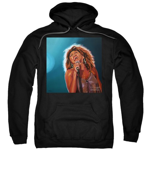 Tina Turner 3 Sweatshirt