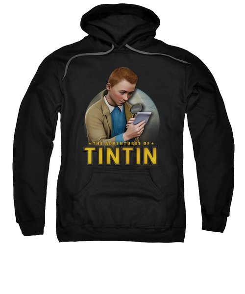 Tintin - Looking For Answers Sweatshirt