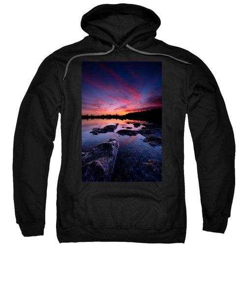 Tobermory Sunset 2 Sweatshirt