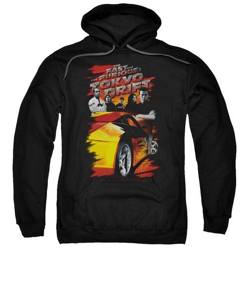 Tokyo Drift - Drifting Crew Sweatshirt
