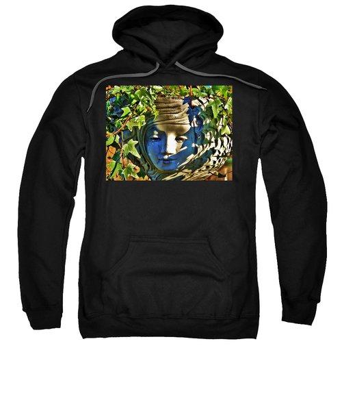 Told In A Garden Sweatshirt