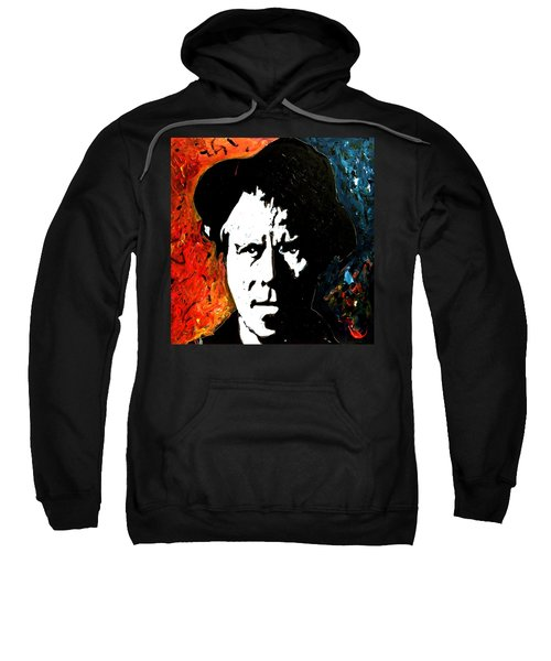 Tom Waits Sweatshirt