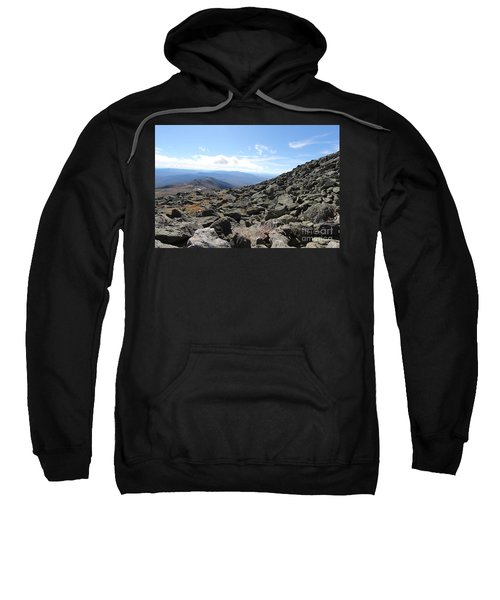 Top View Mt Washington Sweatshirt