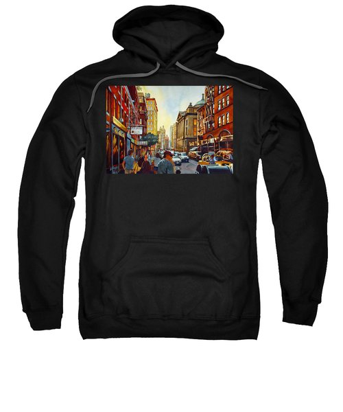 Tourist Season Sweatshirt