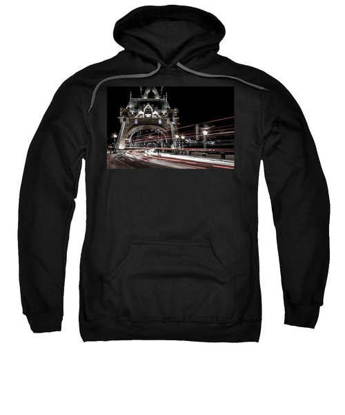 Tower Bridge London Sweatshirt by Martin Newman