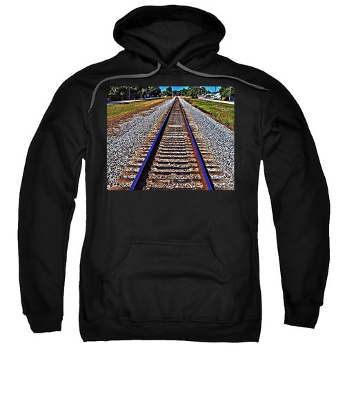 Tracks To Somewhere Sweatshirt