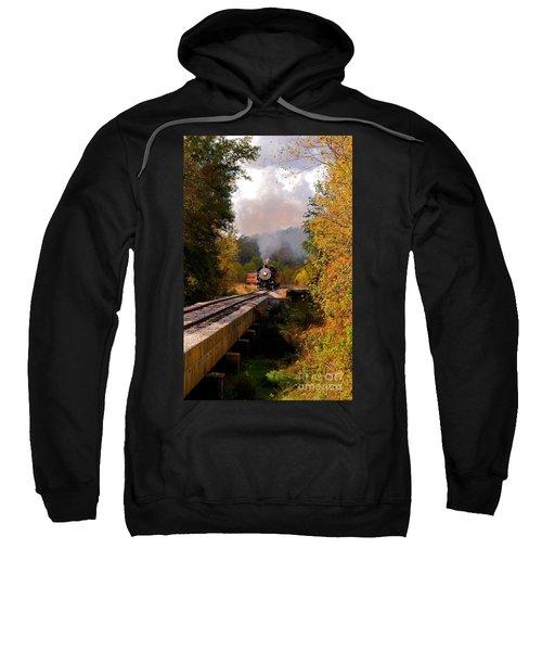 Train Through The Valley Sweatshirt