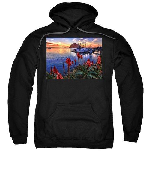 Tranquil Harbor Sweatshirt