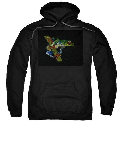 Tree Frog Sweatshirt