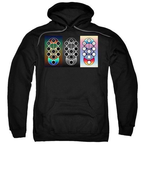 Tri-kabalah Chart Sweatshirt