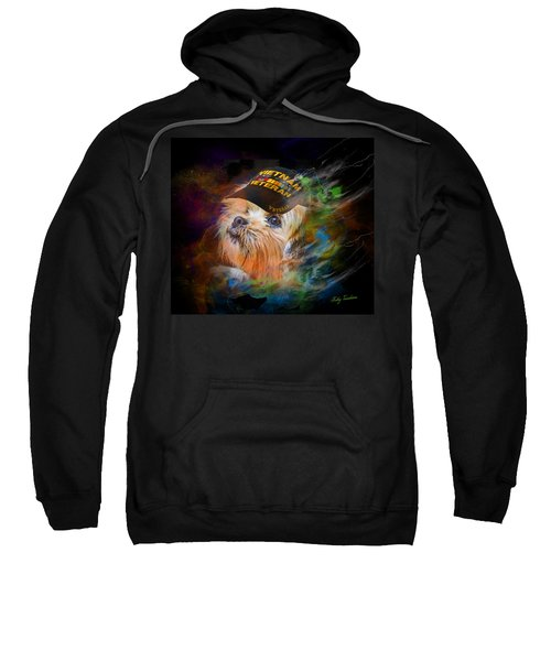 Tribute To Canine Veterans Sweatshirt