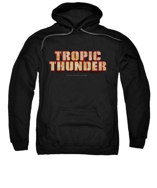 Tropic Thunder - Title Sweatshirt