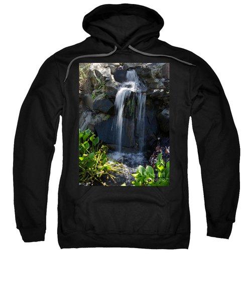 Tropical Waterfall  Sweatshirt