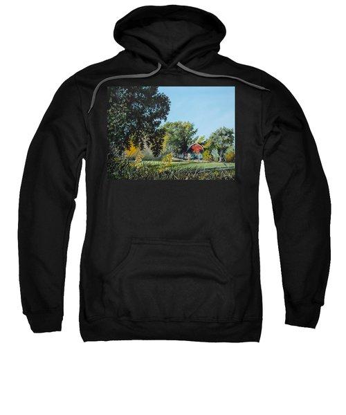 Tucked Away Sweatshirt