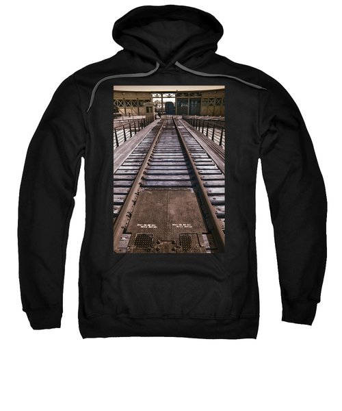 Turntable Waiting Sweatshirt