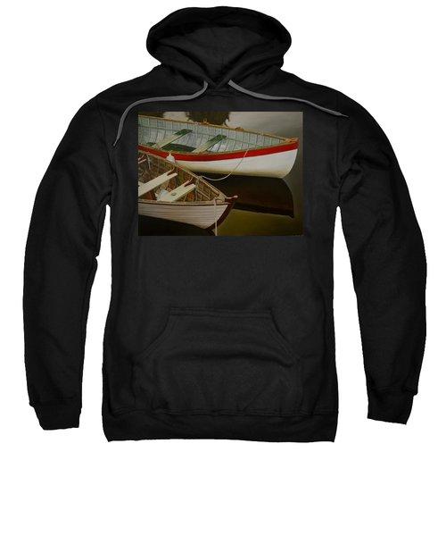 Two Boats Sweatshirt