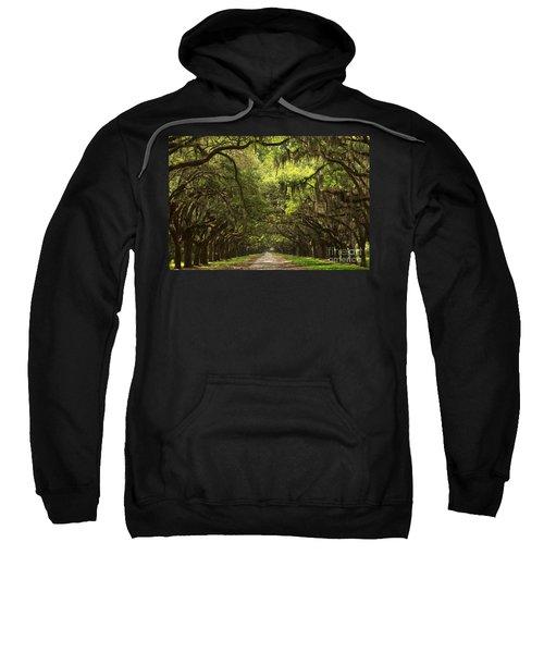 Under The Ancient Oaks Sweatshirt