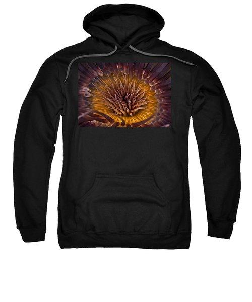 Underwater Flower Sweatshirt