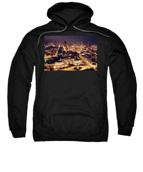 Union Station Night Sweatshirt
