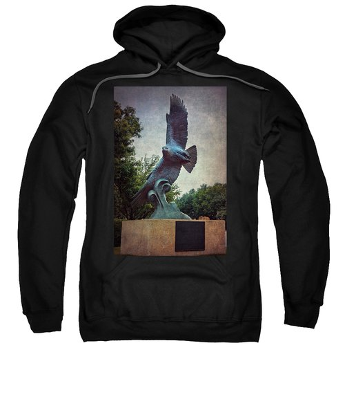 Unt Eagle In High Places Sweatshirt