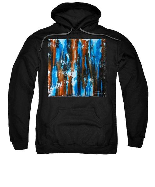Winter Vs. Summer Sweatshirt