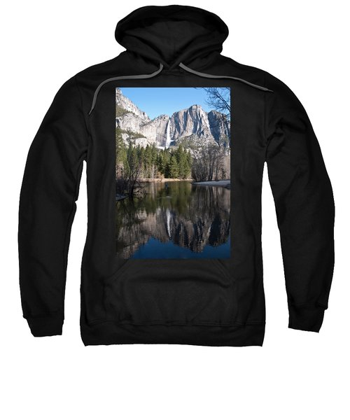 Upper Yosemite Fall Sweatshirt