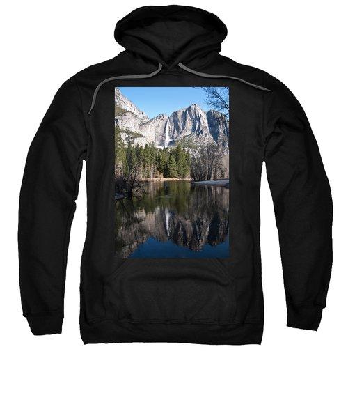 Upper Yosemite Fall Sweatshirt