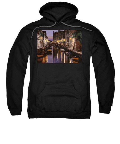 Venezia Al Crepuscolo Sweatshirt